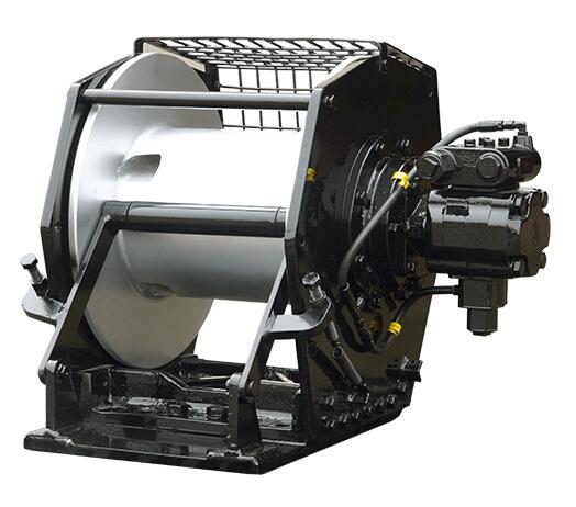 11,000Lbs工业行星液压小绞车