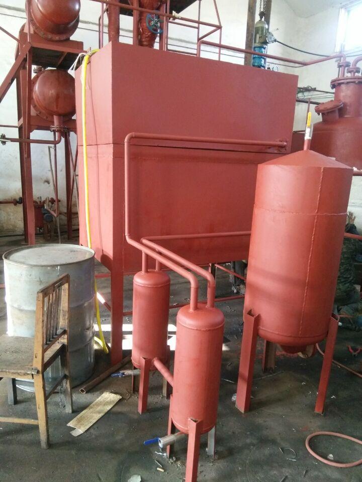化工废料小蒸馏环保设备