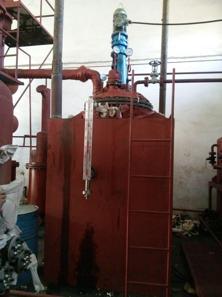 电磁加热环保反应釜